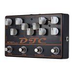ammoon 4-in-1 Distorsion pédale d'effet guitare électrique + Overdrive + Loop + Delay MOSKY DTC de la marque ammoon image 2 produit