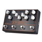 ammoon 4-in-1 Distorsion pédale d'effet guitare électrique + Overdrive + Loop + Delay MOSKY DTC de la marque ammoon image 3 produit
