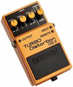 Appareil de distortion Boss DS-2 - Effet pour guitare électrique de la marque BOSS image 0 produit