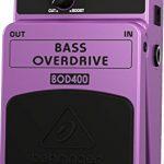 Behringer BASS OVERDRIVE / BOD400 Pédale d'overdrive Pour basses (Import Royaume Uni) de la marque Behringer image 3 produit