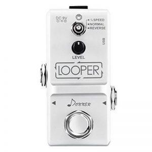Donner Pédales à effets Looper Pédale d'Effet Pour Guitare Basse Electrique de la marque Donner image 0 produit