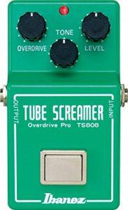IBANEZ - TS808 Tube Screamer Overdrive Pro de la marque Ibanez image 0 produit