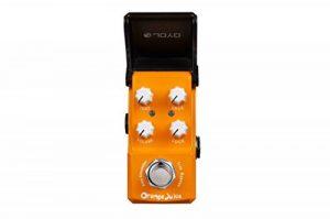 Joyo JF-310 Orange Train Amp Sim mini Pédale à effet pour guitare Ironman de la marque Joyo image 0 produit