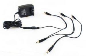 Lavolta 9V Original Alimentation Adaptateur 5-Voies Connexion en Série Daisy Chain Câble pour Boss RC-30 VE-20 AC-3 AW-3 BD-2 - Pédale d'effet AC Adapter Chargeur de la marque Lavolta image 0 produit