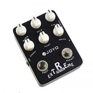 pédale distorsion guitare électrique TOP 1 image 0 produit