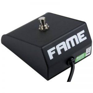 Pédale FOOT SWITCH pour Ampli guitare (Changement du Canal) de la marque Fame image 0 produit