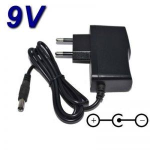 TOP CHARGEUR * Adaptateur Secteur Alimentation Chargeur 9V pour Multi-Effets Pédale pour Guitare Zoom G1Xon G1on de la marque Top Chargeur image 0 produit