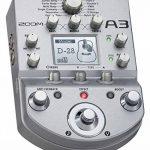 Zoom A3 DI Box multi-effets Pédale de simulation à modélisation pour Guitare acoustique de la marque Zoom image 1 produit