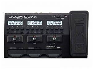 Zoom G3XN Pédalier multi-effets et simulateur d''amplificateur de la marque Zoom image 0 produit
