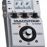 Zoom MS-50G Pédale multi-effets pour Guitare de la marque Zoom image 1 produit